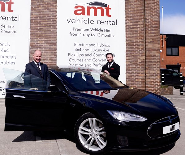 AMT Vehicle Rental leading Britain to a cleaner future