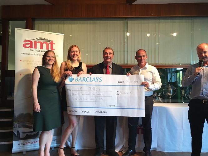Leeds head quartered vehicle rentals company hosts charity golf day