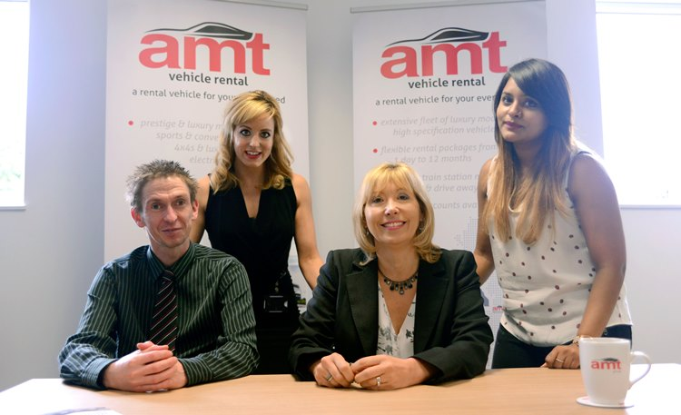 AMT Group strengthens marketing team with fourth appointment