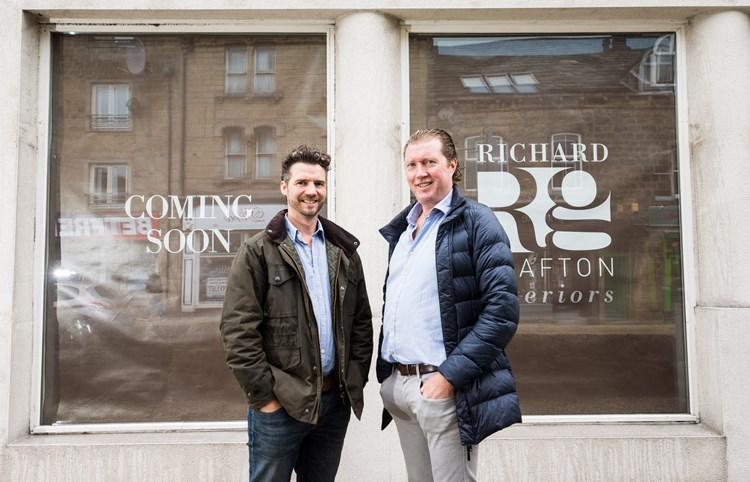 Growing interiors firm expands with new Ilkley showroom