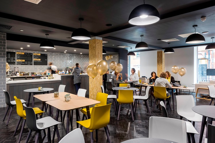 Eddisons delivers new centralised Leeds offices for Church of England