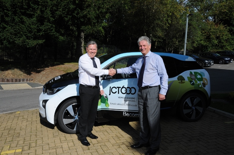 New managing director to head JCT600's vehicle leasing division as Andrew Mann retires