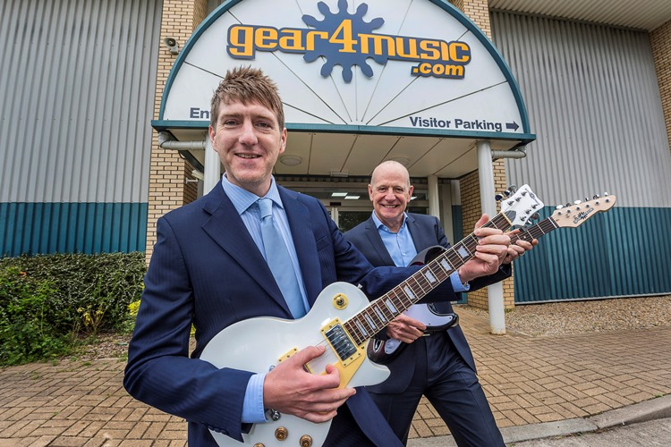 KCP sees five times return on exit of listed Gear4Music