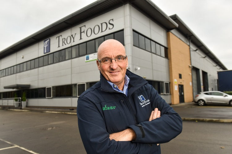 Troy Foods appoints managing director for salads division