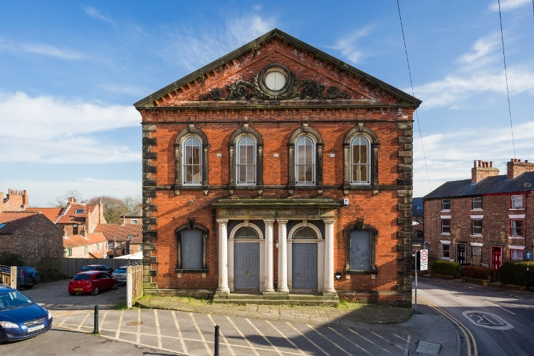 Ripon Wesleyan chapel up for sale as development opportunity