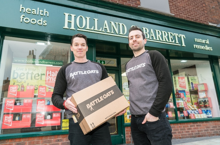 Yorkshire nutrition brand to supply 300 Holland and Barrett stores