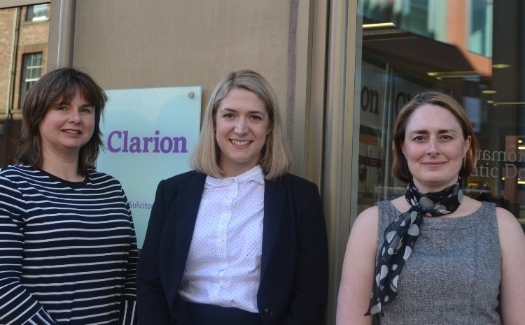 Clarion grows intellectual property legal team