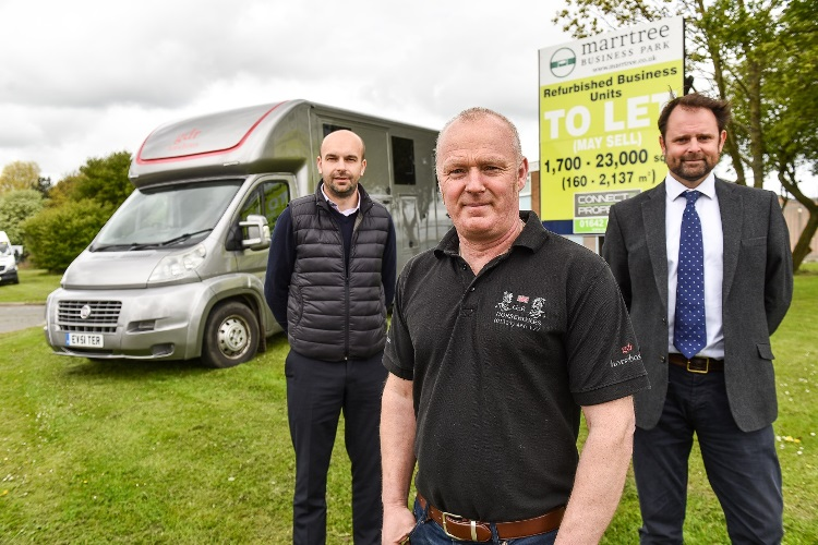 £800,000 investment at Darlington industrial park set to create 20 jobs