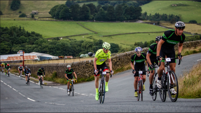 All Terrain Cycles supports summer of Sue Ryder sportives