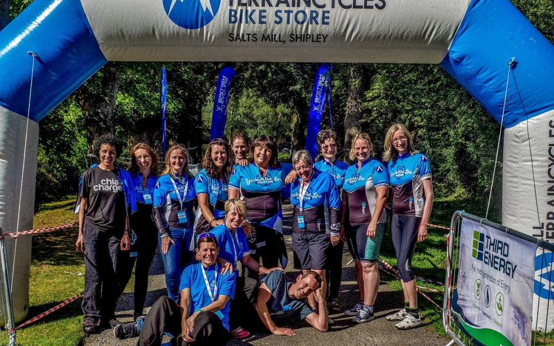 Hundreds of women sign up for second Yorkshire Lass charity cycling sportive