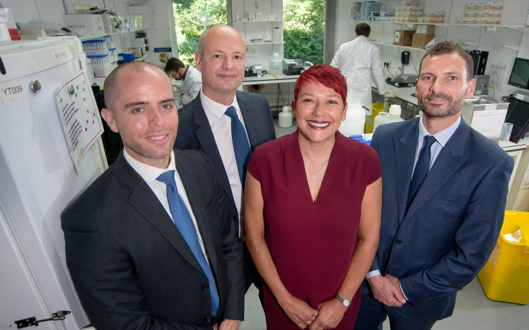 Key Capital Partners invests £8.6m supporting the MBO of YorkTest Laboratories