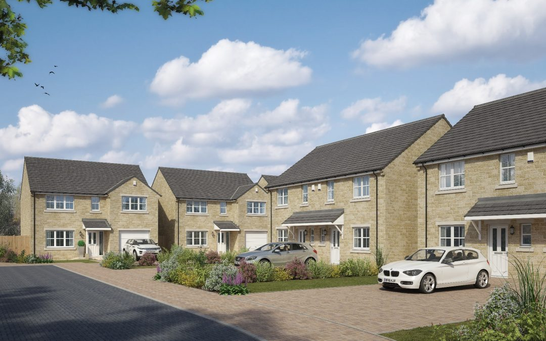 Work underway at £3m new homes development near Selby