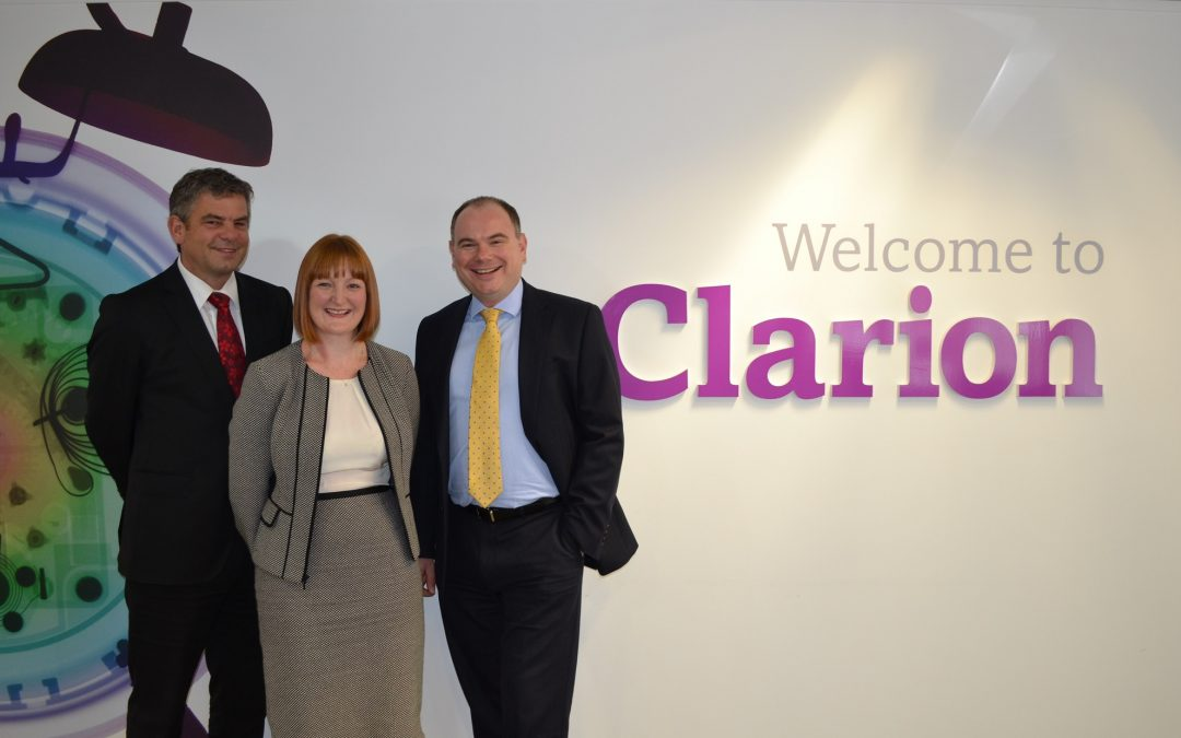 Latest dealmaker arrives at Clarion