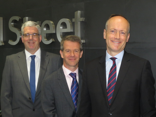 Three LSH directors depart for Eddisons as firm expands Liverpool agency and valuations team