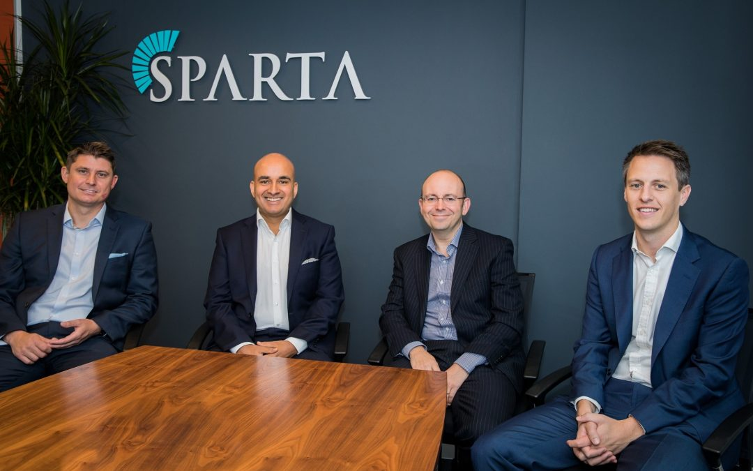 Key Capital Partners invests £4m in graduate IT training and services provider Sparta Global
