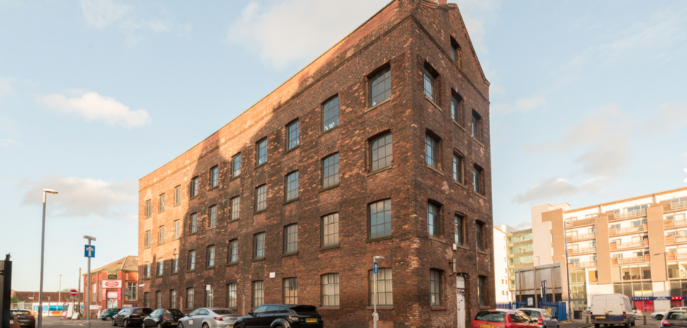 Manchester Northern Quarter former shoe shop and umbrella factory up for auction with £3m guide price
