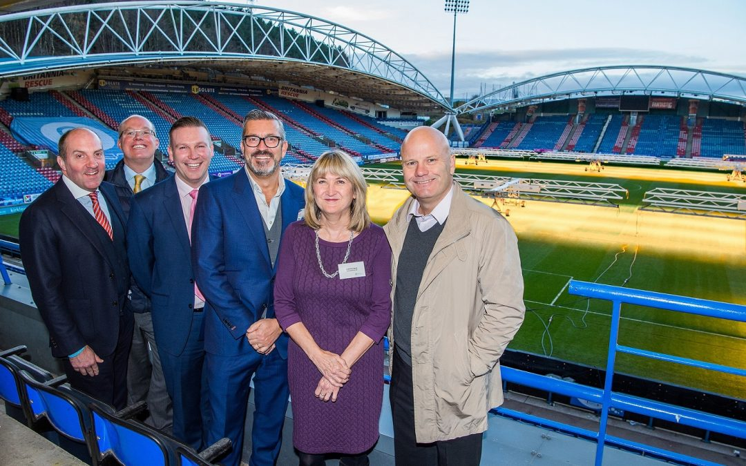 Terriers' Premier League success is helping Huddersfield businesses build trade links with China