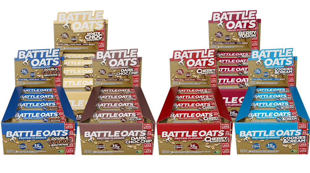 Battle Oats slashes sugar by up to 65% in product reformulation