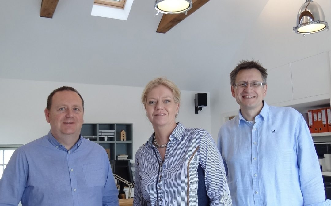 New premises and recruitment boost for North Yorkshire architects