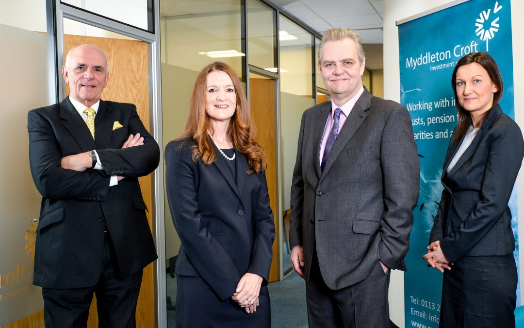 Founder and chairman of Myddleton Croft Investment Managers announces retirement