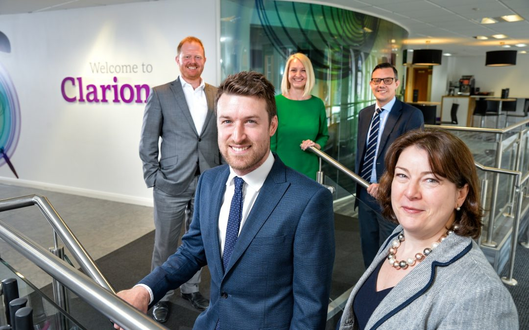 Clarion strengthens its property team with two appointments