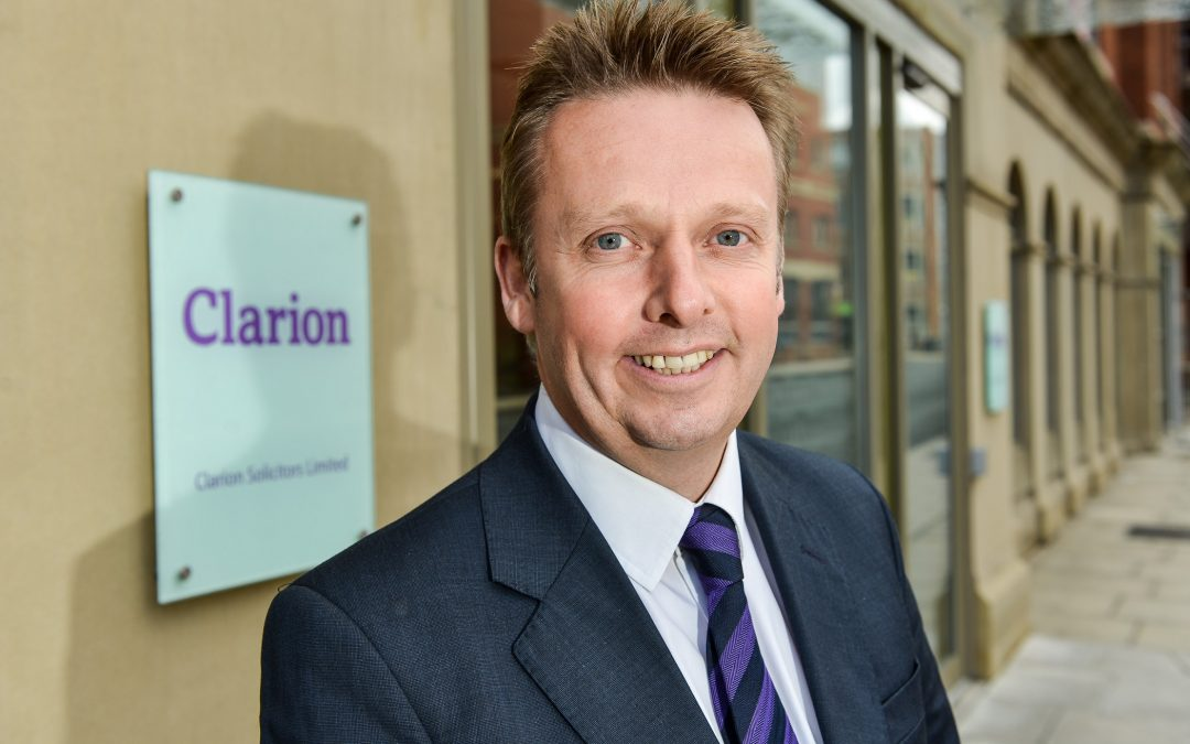 Clarion in Leeds recognised in The Lawyer awards