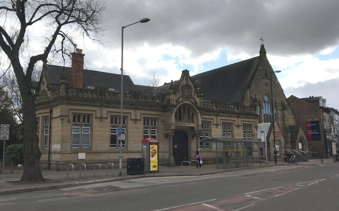 Withington former bank building sells for over £1m at auction