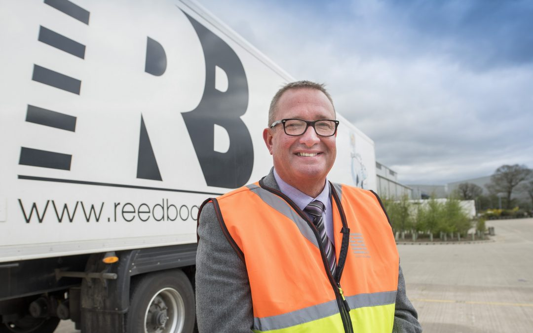 New managing director to head up Reed Boardall's transport division