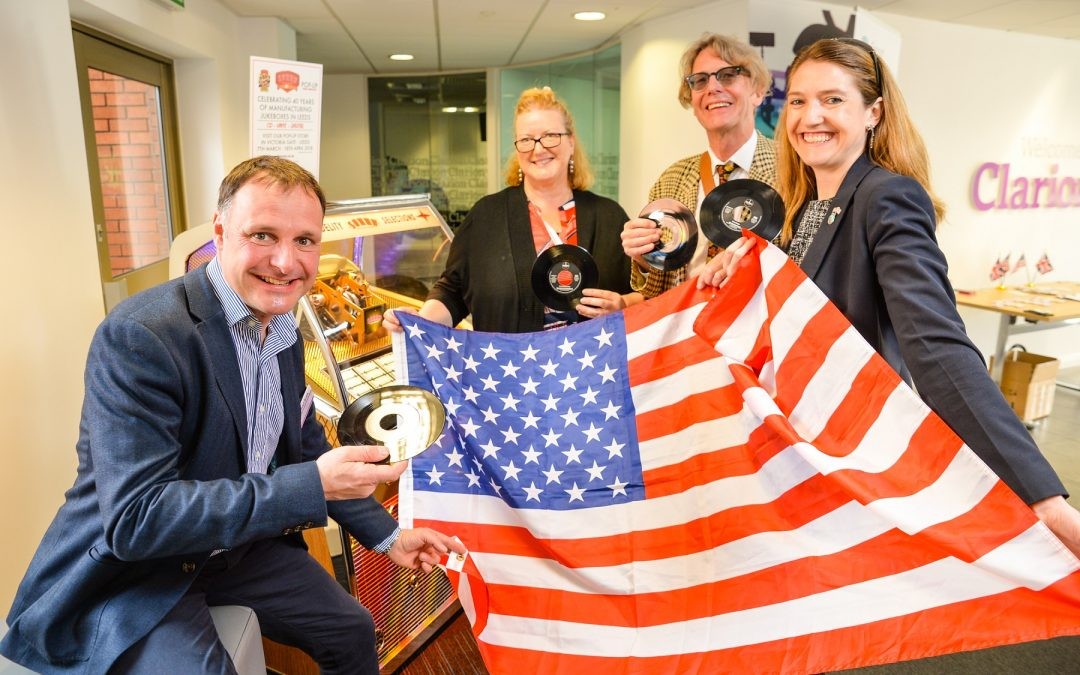 US export offers 'great opportunity for Yorkshire'
