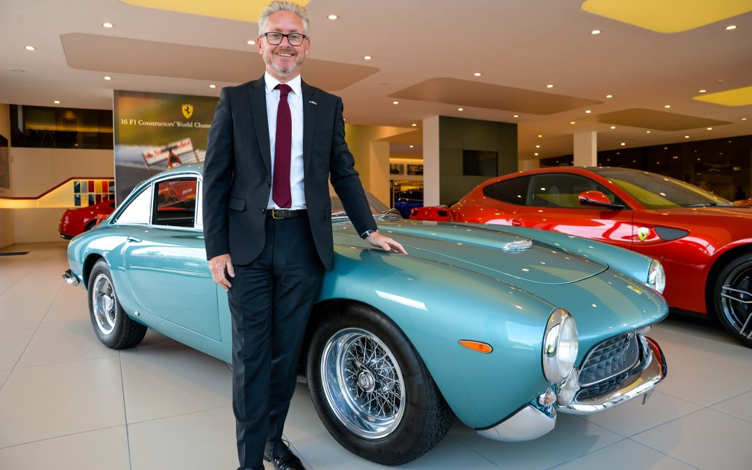 Another year of record sales and increasing profits for Yorkshire motor retailer