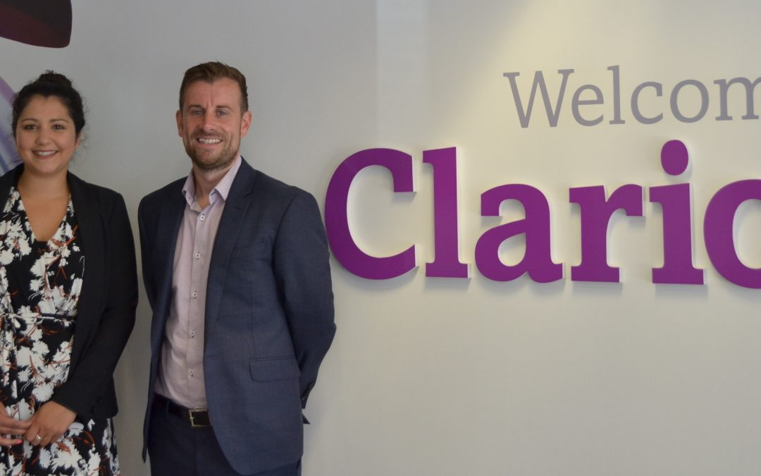 Clarion strengthens team with qualification of another two costs lawyers