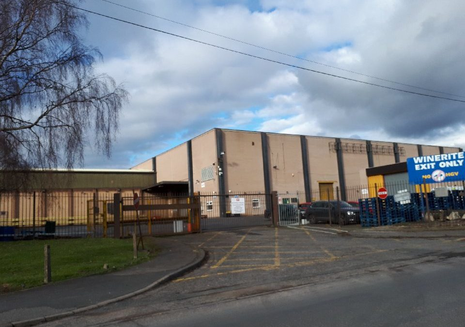 Leeds 70,000 sq ft warehouse sold for refurbishment