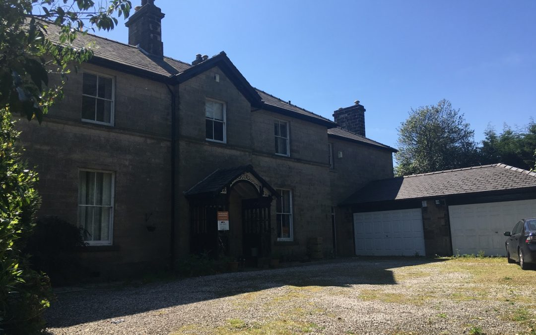 Halton Victorian mansion goes up for auction