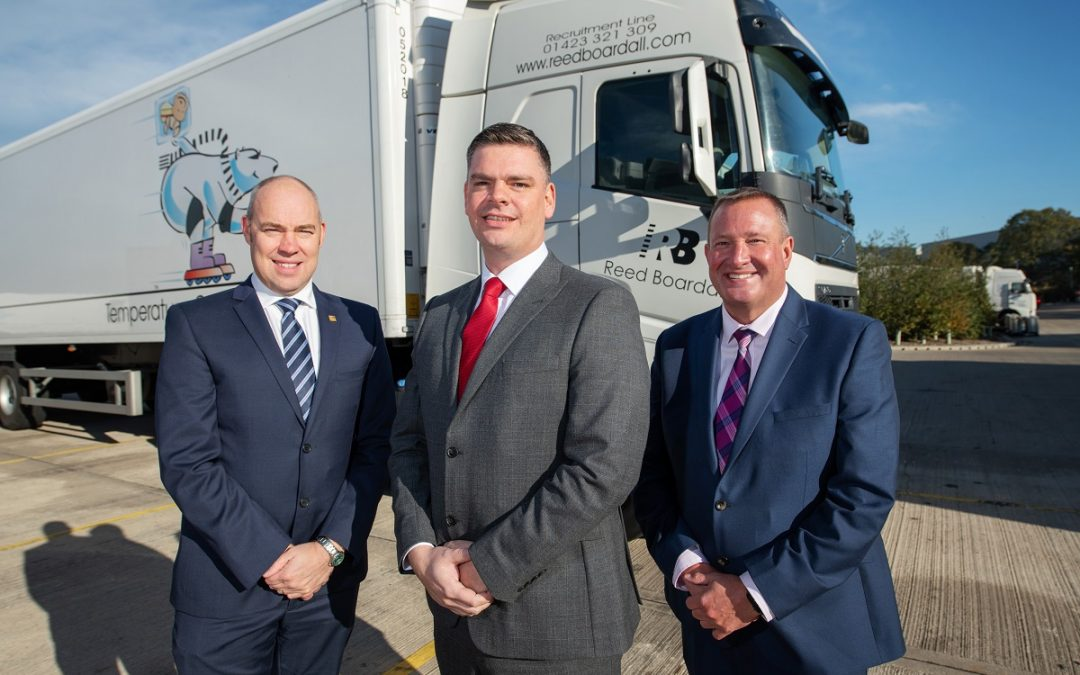 Business development manager appointed at Reed Boardall