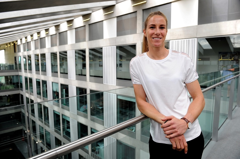 Scholarships boosts push for women to take on top sports roles
