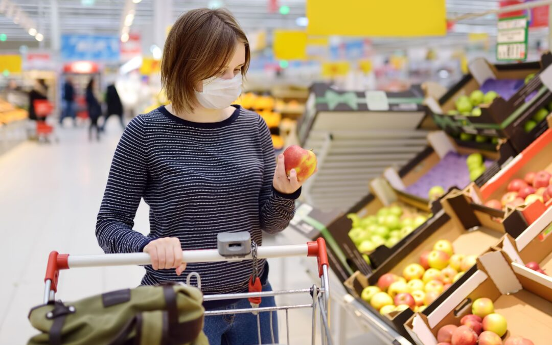 International tech partnership launched to protect supermarket shoppers from virus spread