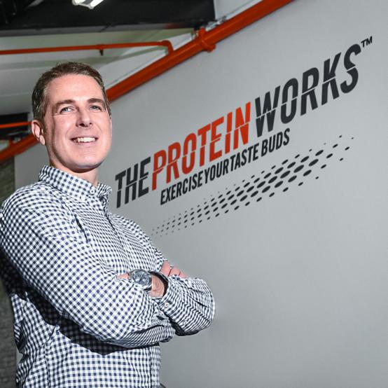 Health nutrition business announces 40% growth