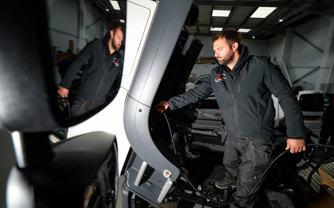 Leeds firm wins vehicle fit out contracts as HS2 safety regulations take effect