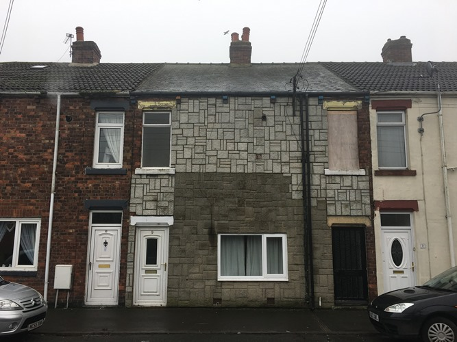 £10,000 house near Peterlee for sale in Pugh's Leeds property auction