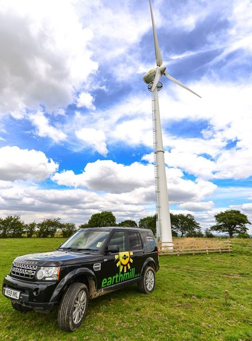 Earthmill partnership to service farm turbines following manufacturer collapse