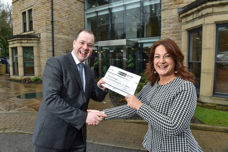 JCT600 drives fundraising for The Prince's Trust
