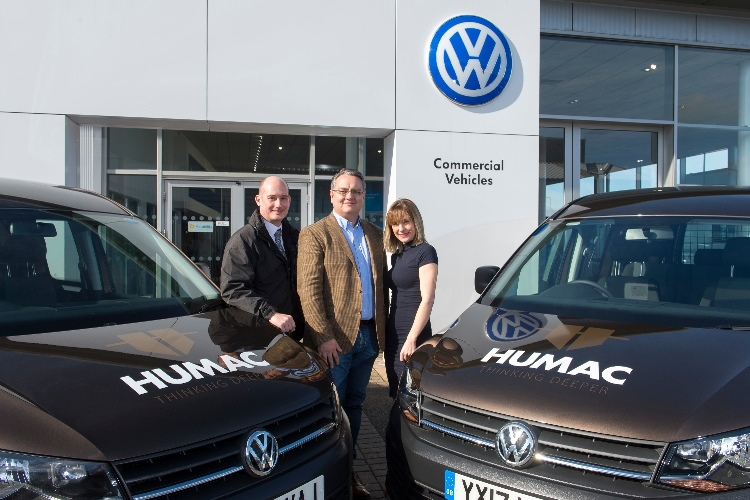 Humac signs up with JCT600 VLS
