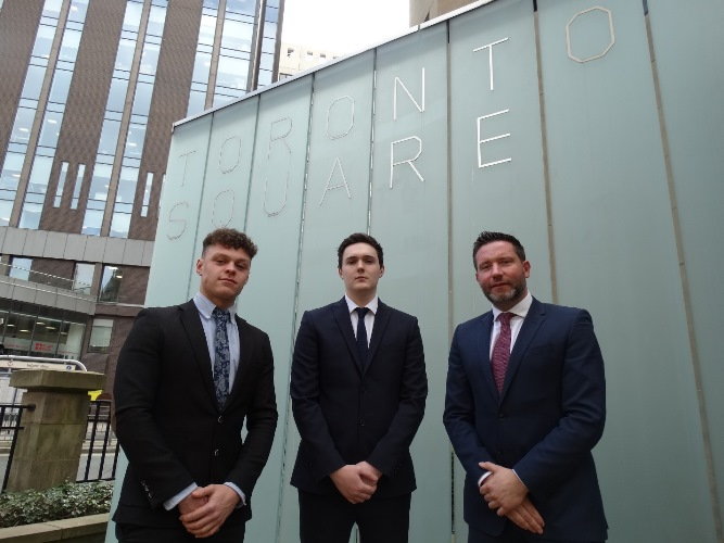 Trio of new Eddisons hires as firm wins £4.5m of education sector projects
