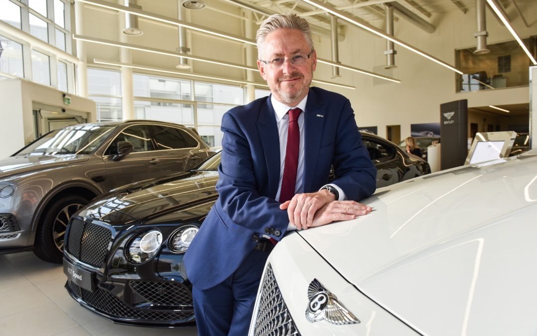 JCT600 announces record turnover in a tough year for the motor industry