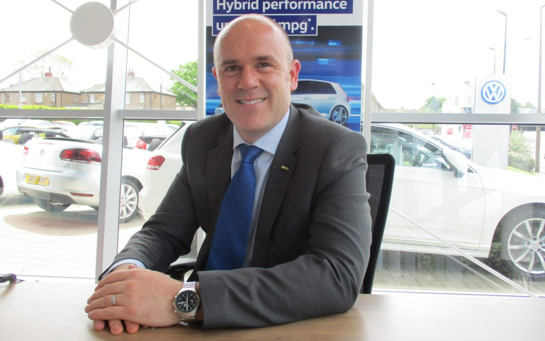 JCT600 appoints head of fleet for Volkswagen division