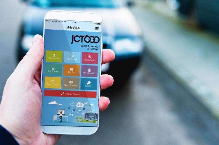 JCT600 VLS launches unique new driver app