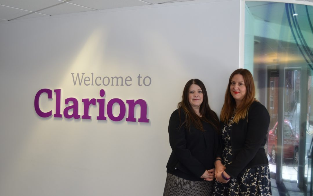 Clarion boosts team with two directors promoted to partner
