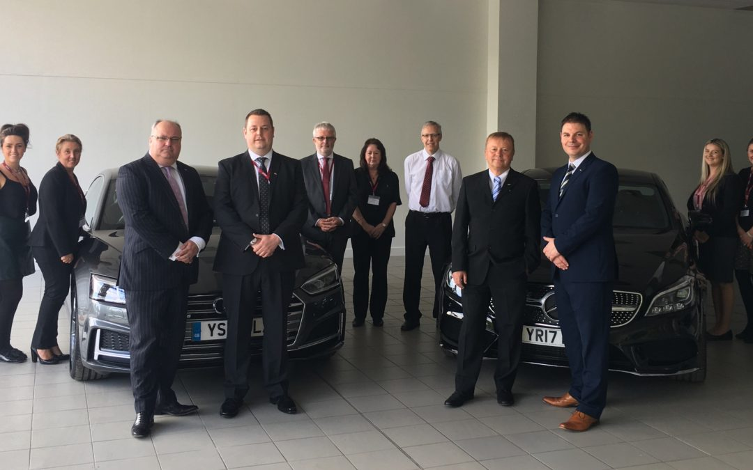 JCT600's fleet operation gains car preparation centre in Chesterfield