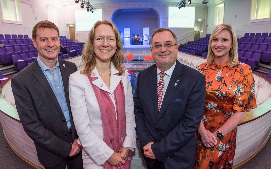 Export boost for Yorkshire SMEs as new peer-to-peer business community launches
