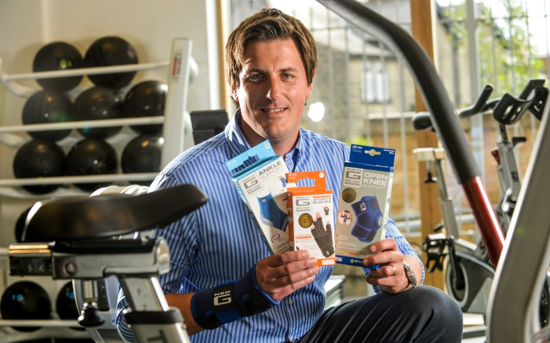 Orthopaedic supports firm secures US export deal to supply 1,600 stores